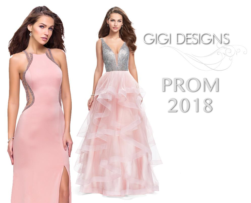 Choose your prom dress from our 2017 collection