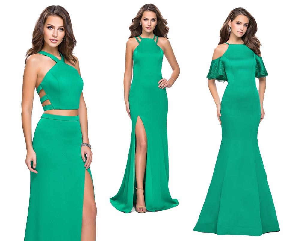 Prom dresses from La Femme