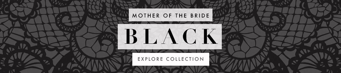 Picture of: Black Mother of the Bride Dresses