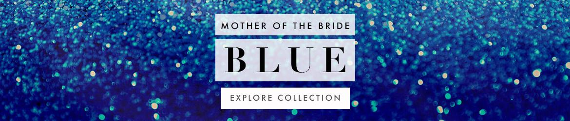 Picture of: Blue Mother of the Bride Dresses