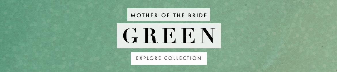 Picture of: Emerald, Sage, and Green Mother of the Bride Dresses