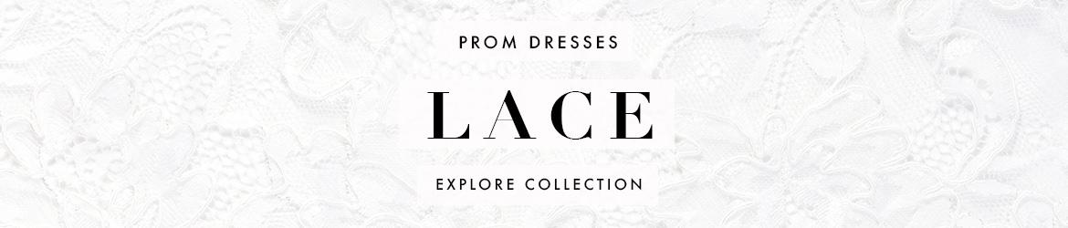 Picture of: Lace Prom Dresses