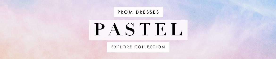 Picture of: Pastel Prom Dresses