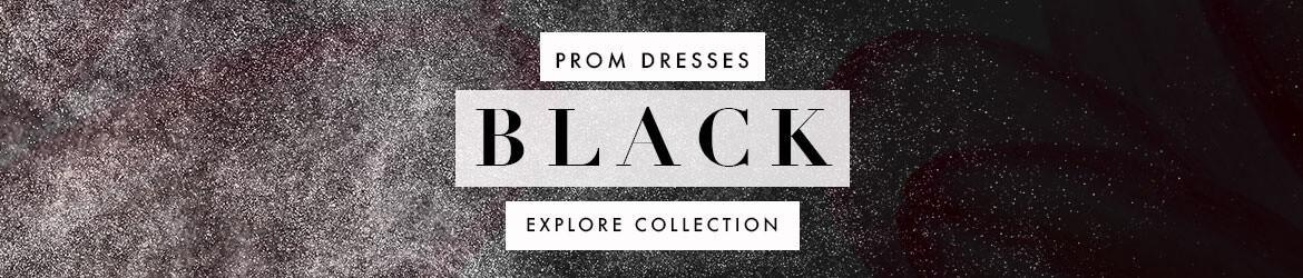 Picture of: Black Prom Dresses