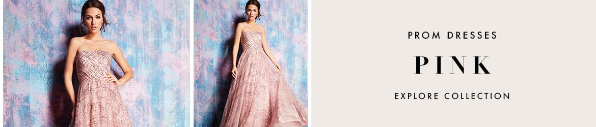 Picture of: Blush and Pink Prom Dresses