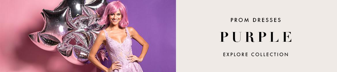 Picture of: Purple Prom Dresses