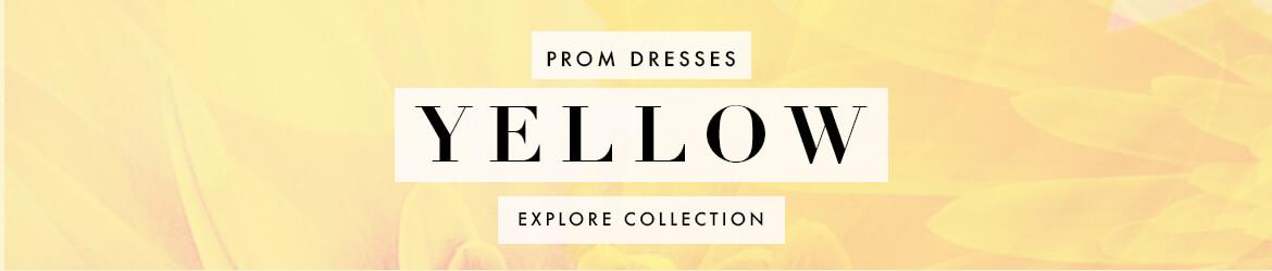 Picture of: Yellow Prom Dresses