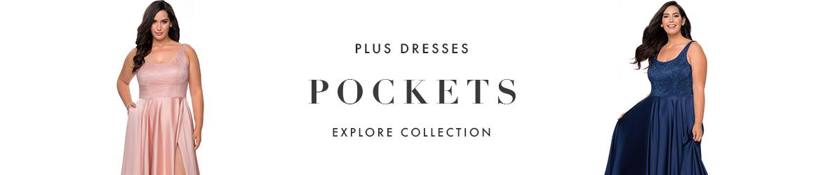 Picture of: Plus Size Dresses with Pockets