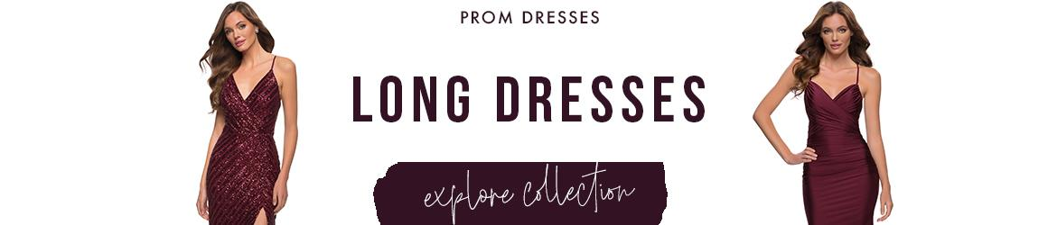 Picture of: Long Prom Dresses