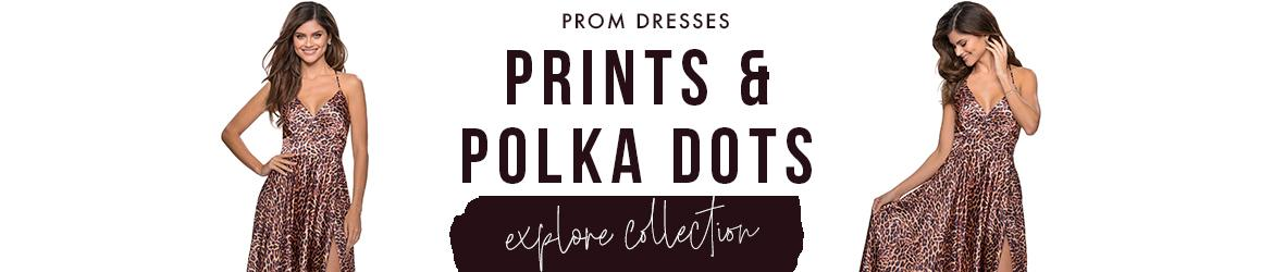 Picture of: Prints and Floral Prom Dresses