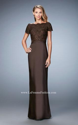 Brown Evening Dresses