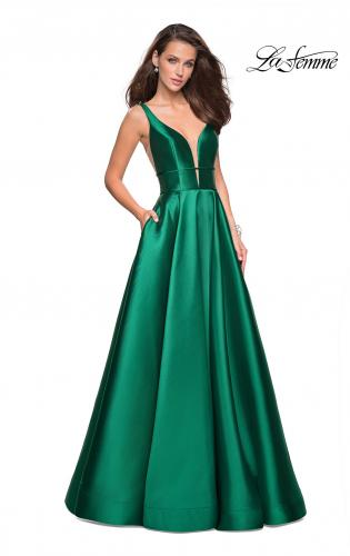 Prom Dresses With Pockets La Femme