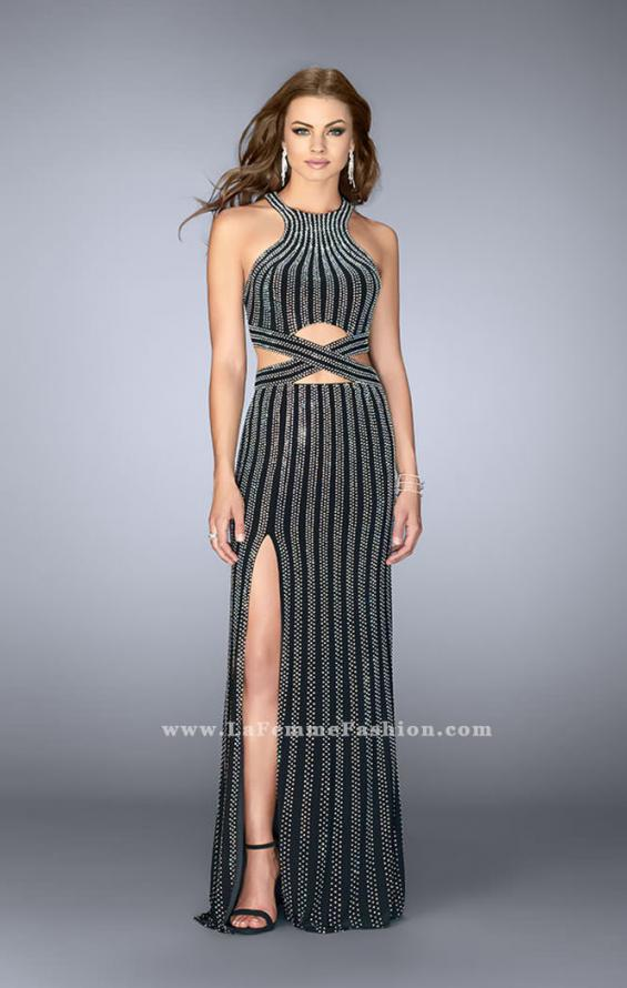 Picture of: Beaded Dress with Cross body Front and Back, Style: 24639, Main Picture