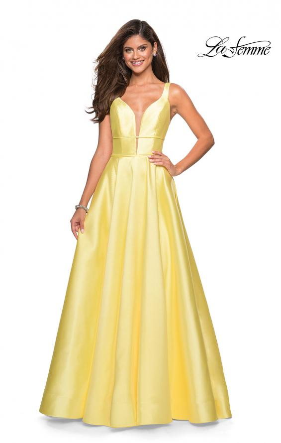 Picture of: A Line Sweetheart Prom Dress with Pockets, Style: 26768, Main Picture
