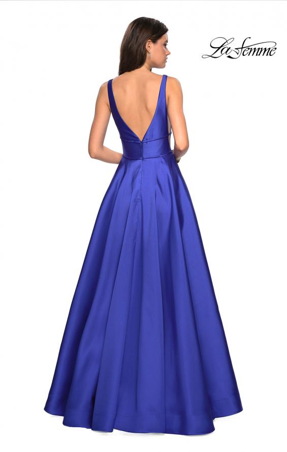 Picture of: A Line Sweetheart Prom Dress with Pockets, Style: 26768, Detail Picture 4