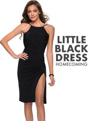 Picture of: Little Black Dresses for Homecoming