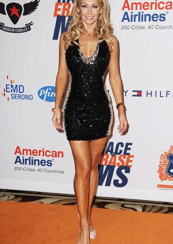 Kym Johnson in La Femme Style 15983 at the Annual Race to Erase MS Event 2011