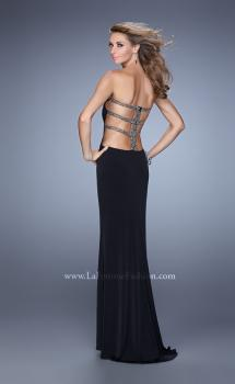 Picture of: Bold Jersey Prom Dress with Sweetheart Neckline, Style: 21265, Main Picture