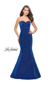 Picture of: Form Fitting Mermaid Prom Dress with Open Back, Style: 25811, Main Picture